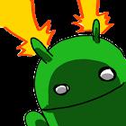 NFC Text Beam icon