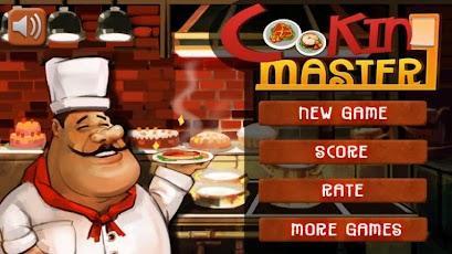 تطبيق لعبة Cooking Master ماجستير