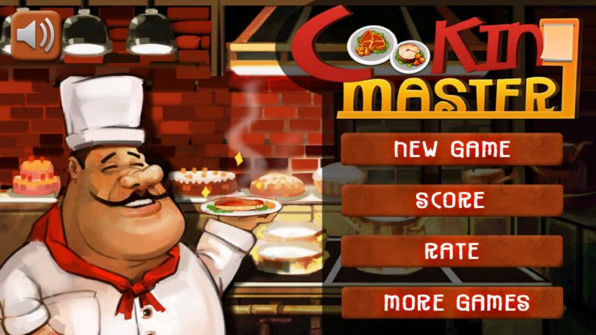 Cooking Master- screenshot