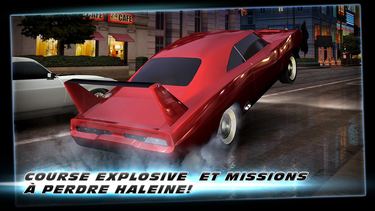 Fast & Furious 6: Le Jeu - screenshot