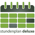 School Timetable Deluxe icon