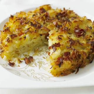 Oven-Baked RöSti Cake Recipe