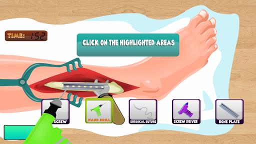 【免費模擬App】Knee Surgery-APP點子