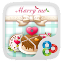 Marry Me GO Launcher Theme APK Cracked Download