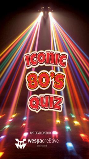 Iconic 80s Quiz Offline Trivia