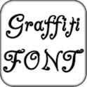 The Best Graffiti Fonts Galaxy icon