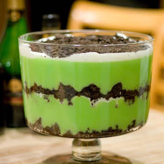 Grasshopper Dessert Recipes.