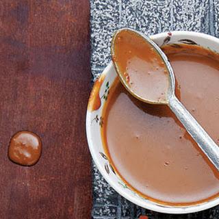 Saus Kacang Tanah (Javanese Peanut Sauce).