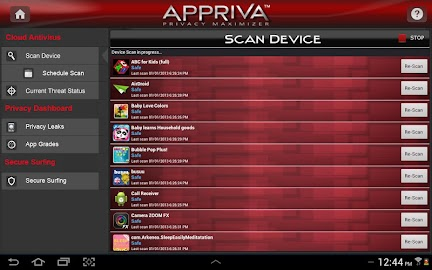 Antivirus for Android Screenshot 4