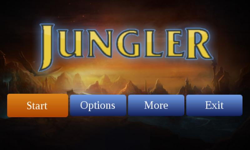 League of Legends Jungler - screenshot
