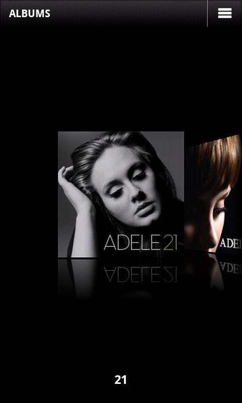 Adele - screenshot