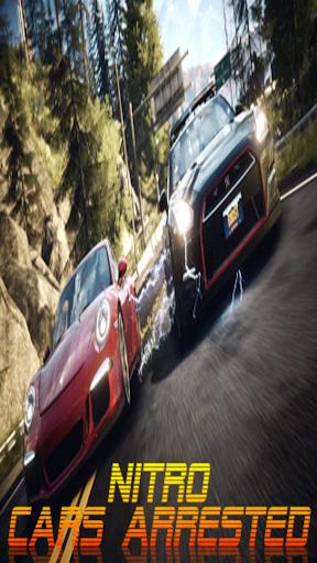 Nitro Cars Driving