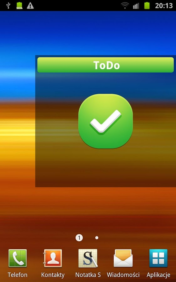ToDo - Tasks manager FREE - screenshot
