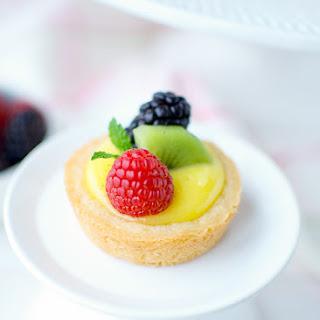 Berry Lemon Tartlets