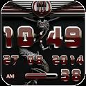 dragon digital clock royal icon
