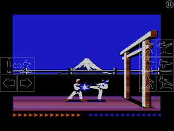 Karateka Classic Screenshot 11