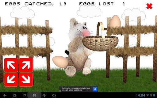 玩免費休閒APP 下載赶上鸡蛋HD - 免费 app不用錢 硬是要APP
