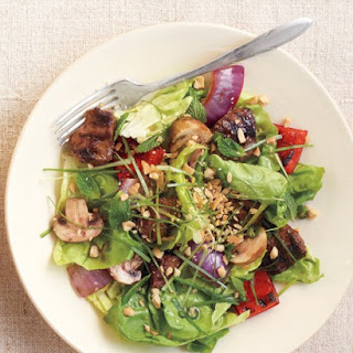 Asian-Style Grilled Beef Salad