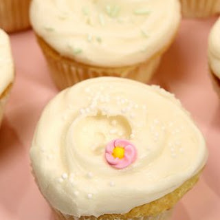 Billy's Vanilla, Vanilla Cupcakes