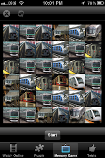 Subway Trains Surf Free Game - screenshot thumbnail