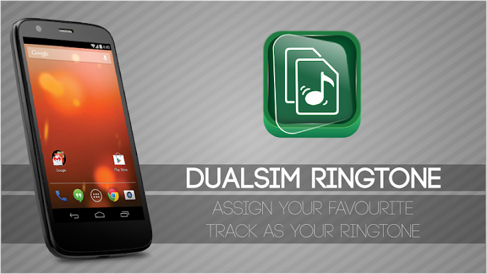 Dual Sim Ringtone - screenshot