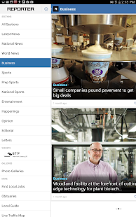 Vacaville Reporter - screenshot thumbnail