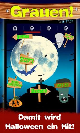 Halloween - App zum Gruseln