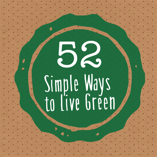 52 Simple Ways to Live Green LOGO-APP點子
