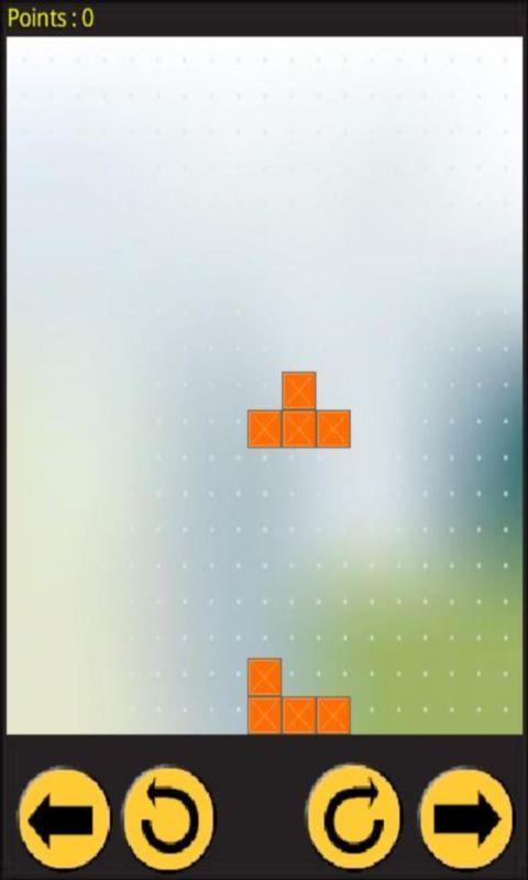 Tetradroid- screenshot