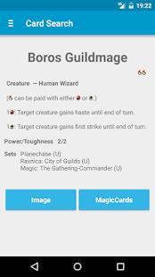 MtG Life Counter & Card Search - screenshot thumbnail
