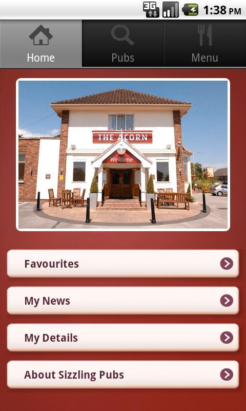 Sizzling Pubs - screenshot