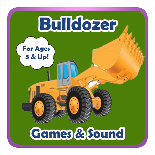 Bulldozer Games For Kids LOGO-APP點子