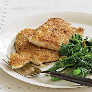 Pecan-Crusted Trout.