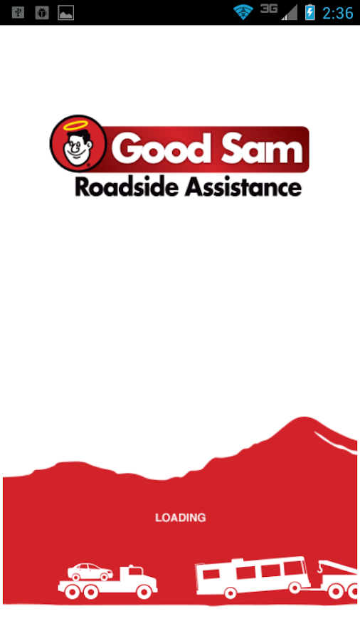 Good Sam Roadside Assistance - screenshot