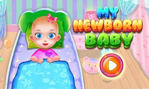 My Newborn Baby Games