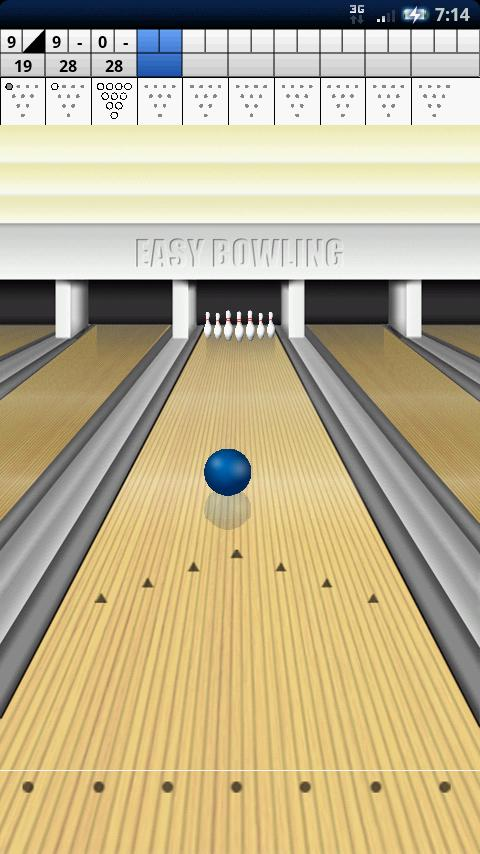 Easy Bowling- screenshot