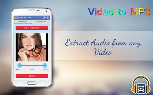 Video MP3 Converter Cut Music Screenshot