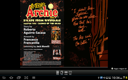 AFTERLIFE WITH ARCHIE - screenshot thumbnail