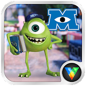 Monsters University Mike LWP