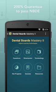 Dental Boards Mastery: NBDE II v3.7.782