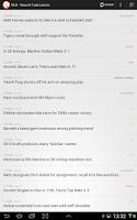 Screenshot of BaseBall - News & Trade rumors