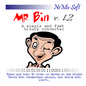 Mr. Bin (Binary Converter)