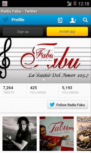 Radio Fabu Guayaquil - Ecuador