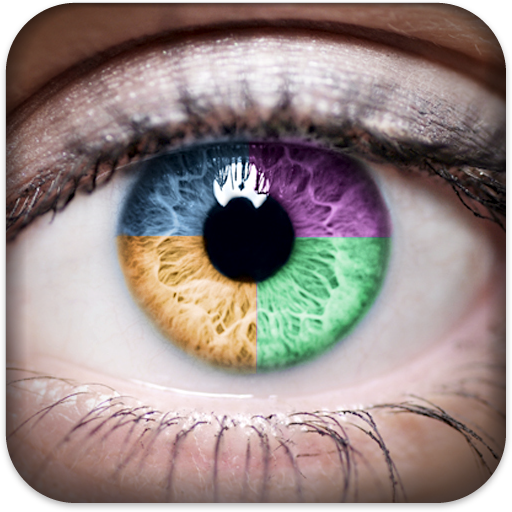Photo Eye Changer Icon