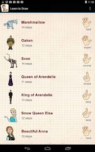 【免費家庭片App】学画画冷冻女王-APP點子