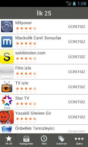 Türkçe Uygulamalar