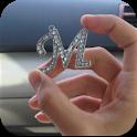 أجمل صور حرف M icon