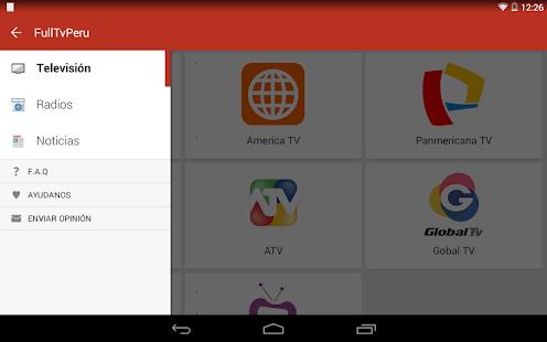 FullTvPeru (tv peru) - screenshot thumbnail
