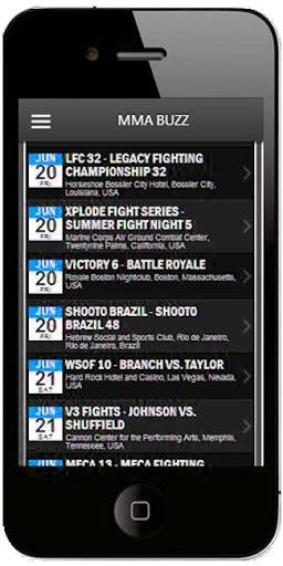MMA BUZZ UFC MMA News