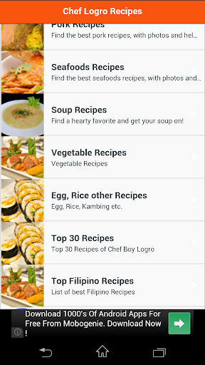 Chef boy logro recipes google play store revenue download phone forumfinder Image collections